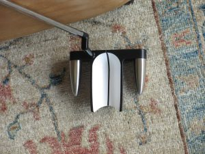 2015  Pelle Petterson's unique putter