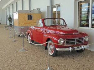 Volvo 445 Convertible early 1950's - Sweden Museum