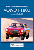 Volvo P1800 Catalogue