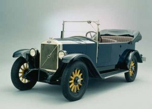 1927 OV4 First Volvo