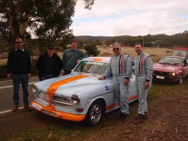 2013 Targa-Tasmania-Classic-2nd-on-handicap