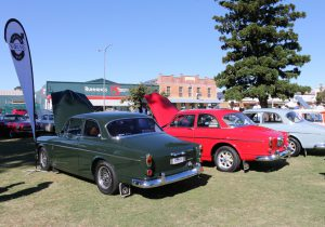 Volvo Clubs of Australia 2017 National Rally