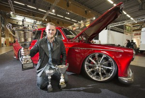Volvo Amazon competition winner