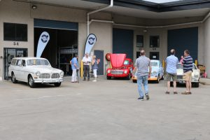 24/9/17 The launch of Volvo Downunder Parts