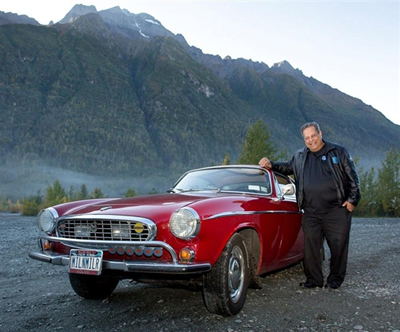 Irv Gordon Volvo P1800 3 Million Miles record