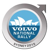 Volvo National Rally 2015